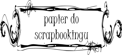 Papier do Scrapbookingu